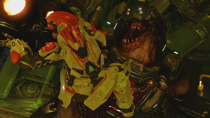 DOOM Multiplayer Beta Coming March 31