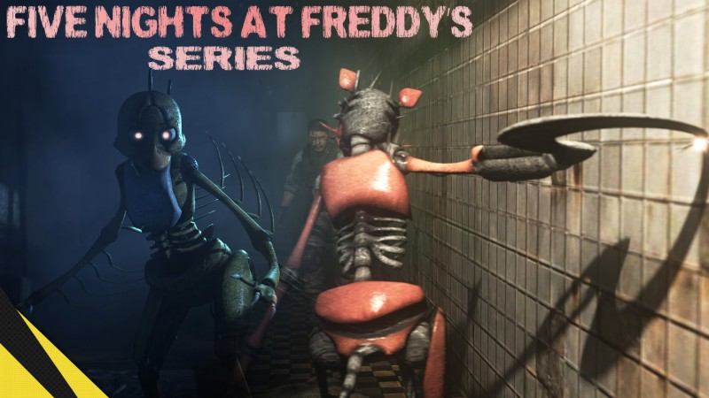 Five Nights at Freddy's Fan Series Begins Surprisingly Great