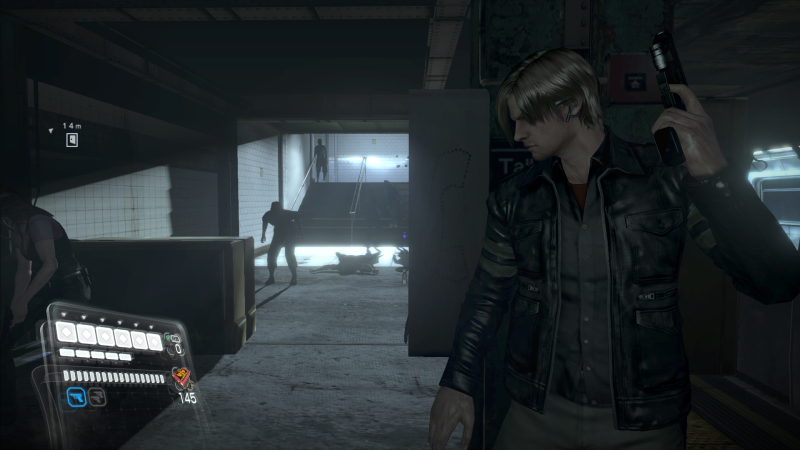 Review Resident Evil 6 Xbox One Playstation 4 Rely On Horror