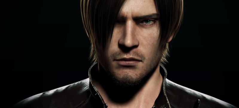 "2017 Resident Evil CG Film Officially Titled ""Resident Evil: Vendetta"", Has Motorcycle"
