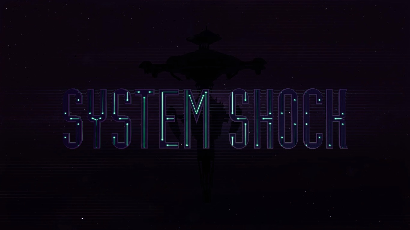Watch the first System Shock Remastered Edition Gameplay