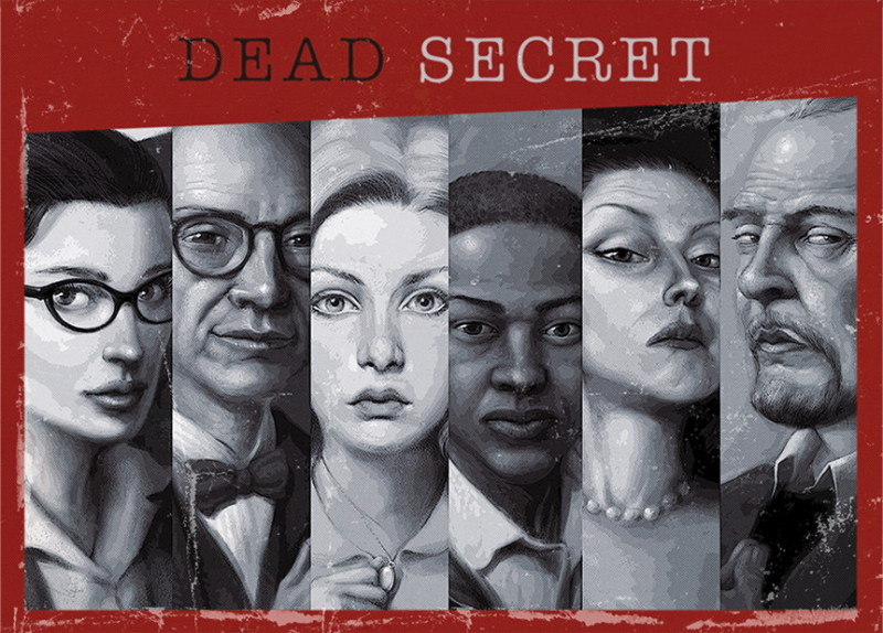 Review: Dead Secret
