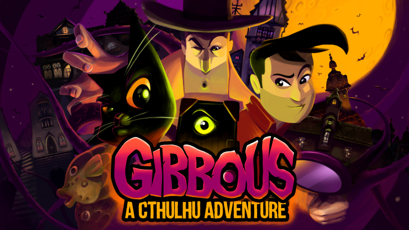 Gibbous Laughs Its Way to Kickstarter