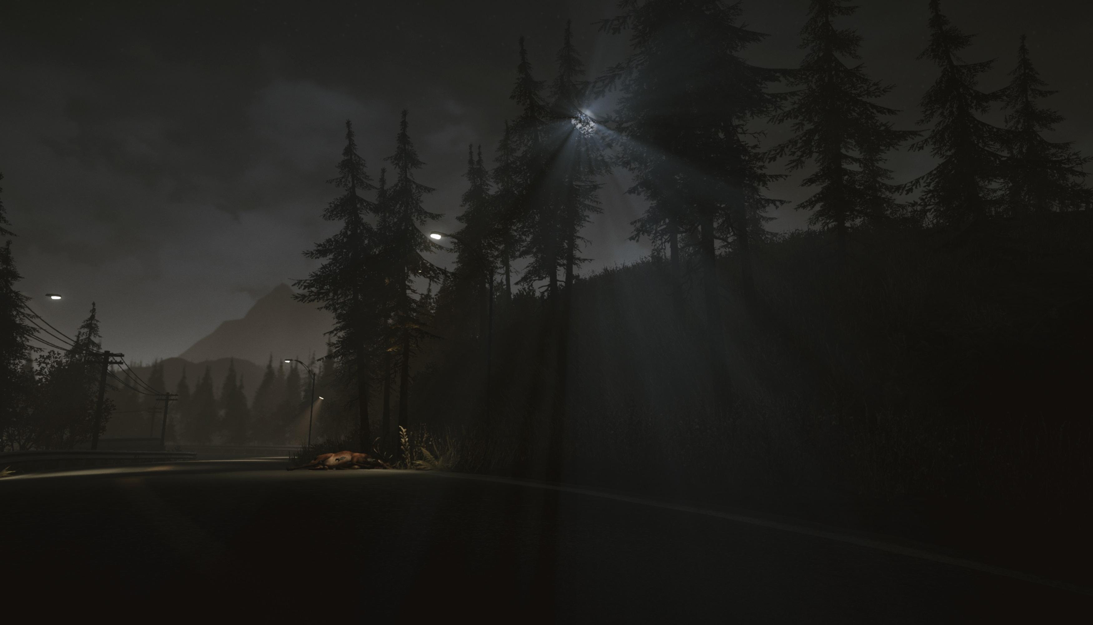 Kholat developer announces Husk; inspired by Silent Hill, Alan Wake