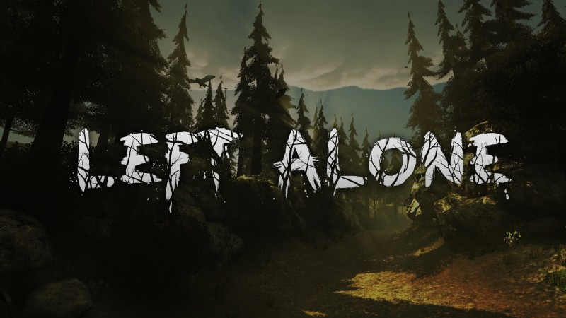 Left Alone Launching April 28