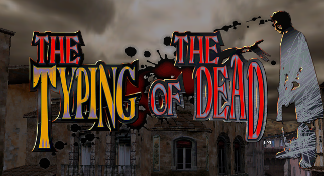 [April Fools'] The Typing of the Dead is Coming to Xbox One Today