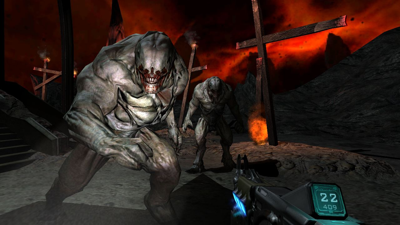 Doom 3 BFG Edition is now playable on Xbox One - Rely on Horror