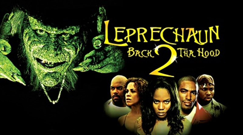 Horror Films hit Steam… Including the first six Leprechauns
