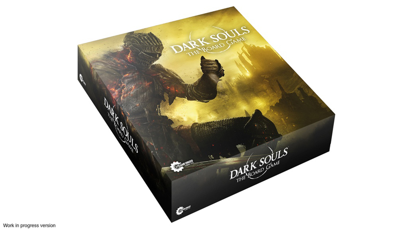 Dark Souls – The Board Game Kickstarter funded almost immediately