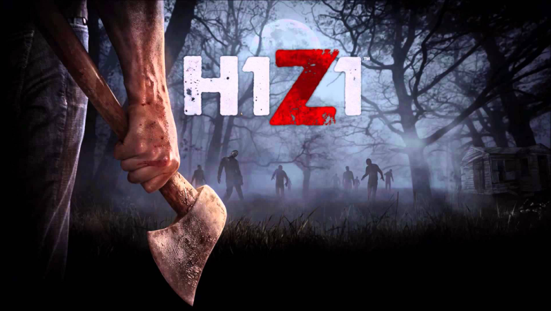 H1Z1 Update Drops Today