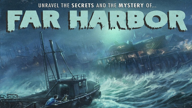 Fallout 4's Far Harbor DLC Looks To Be Bringin' Back The Spookies