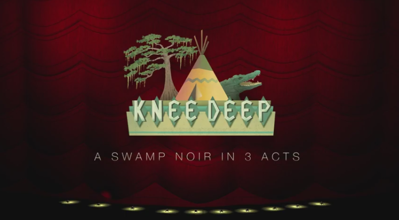 Swamp Noir Title 'Knee Deep' Coming to Consoles