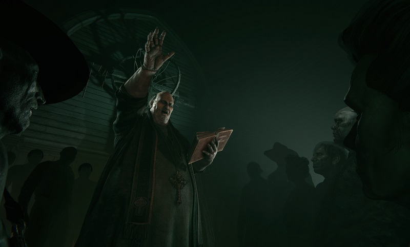 Outlast 2's Preacher Character Detailed