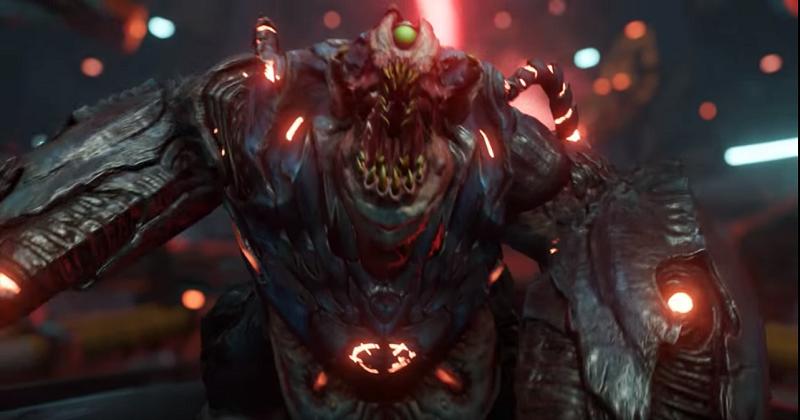 "Bethesda Talks DOOM's Design with ""Guns, Demons, Speed"" Trailer"