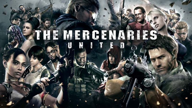 Resident Evil 5 HD  Combining Mercenaries and Mercenaries Reunion, called Mercenaries United