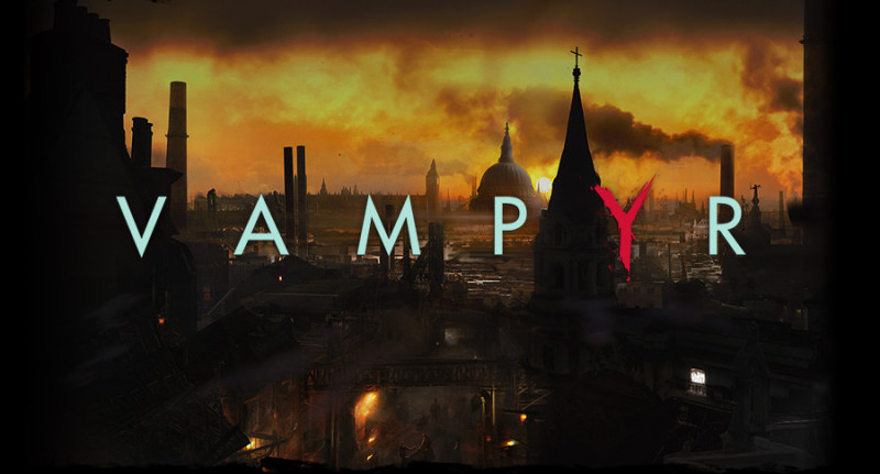 Everything Has a Price in New Vampyr Trailer