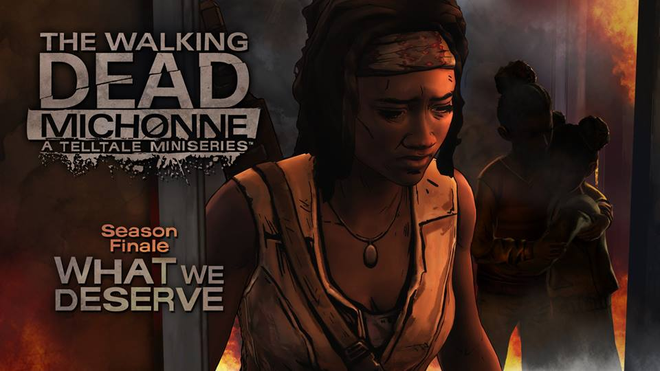 Review: The Walking Dead: Michonne – Episode 3