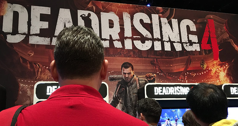 E3 2016 Preview: Dead Rising 4 Hands-On Impressions