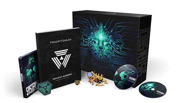 System Shock remake up on Kickstarter with free demo