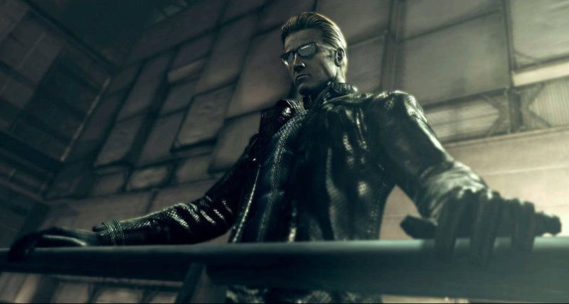 Albert Wesker Is Apparently Still Alive Reveals Umbrella Corps