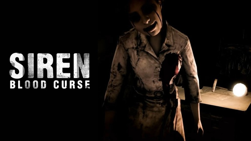 Siren: Blood Curse Free on PS Plus