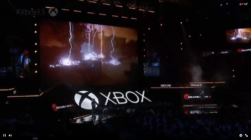 E3 2016: Gears of War 4 to Launch on Xbox One and Windows 10 with Cross-Play