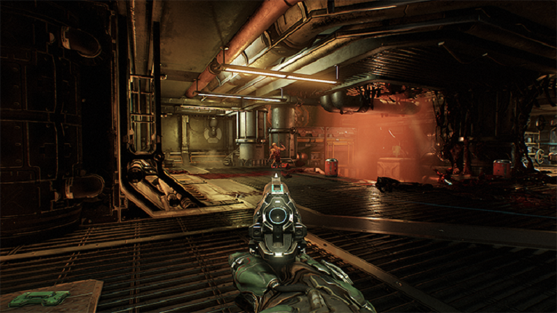 DOOM Update Adds Classic Weapon Placement, Photo Mode