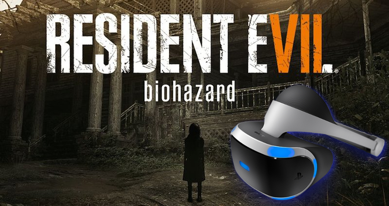 E3 2016: Resident Evil 7 in VR is a Nightmare Come True