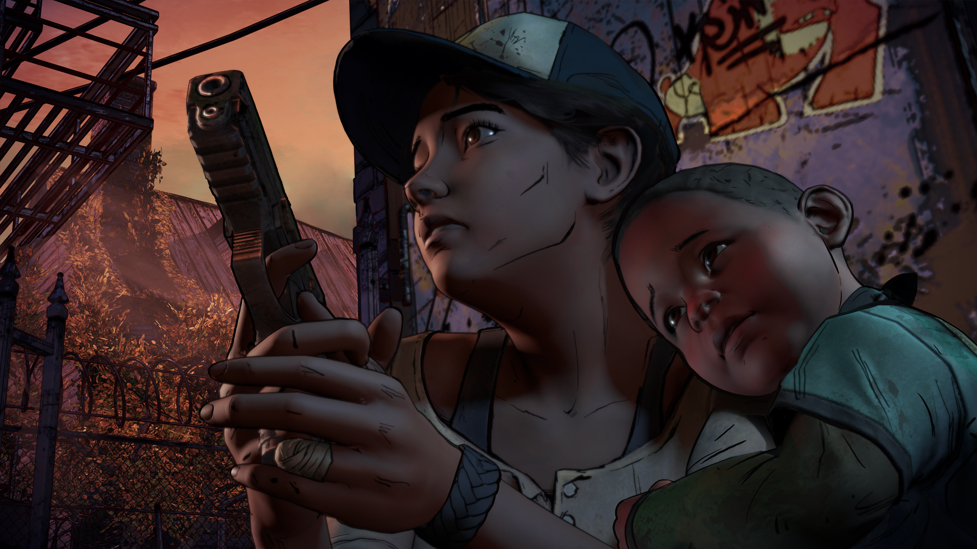 Check out some new images and details from The Walking Dead: Season 3