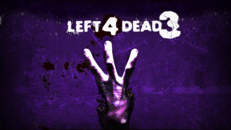 Valve Artist Leaks Left 4 Dead 3