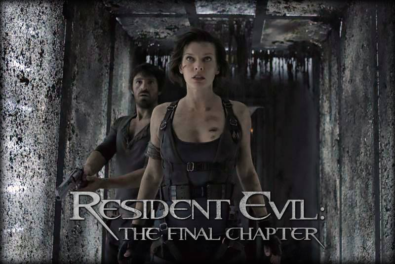 Resident Evil: The Final Chapter's First Trailer Arrives August 9th