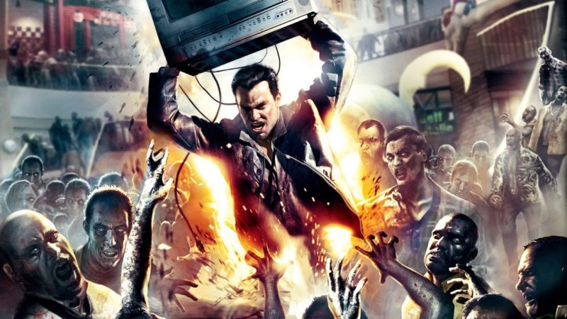 Original Dead Rising Coming to PS4? Maybe?