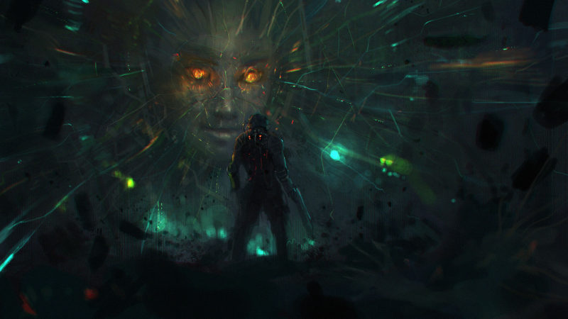 System Shock Remake coming to PS4