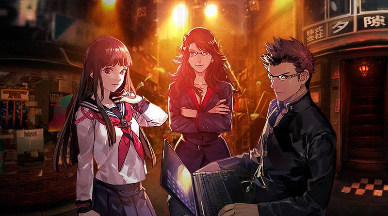 "Tokyo Twilight Ghost Hunters' ""extended edition"" is headed to North America"