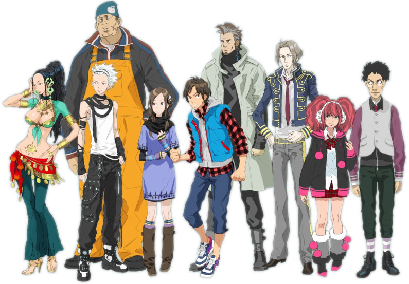 Aksys confirms English voice acting for 999 remake