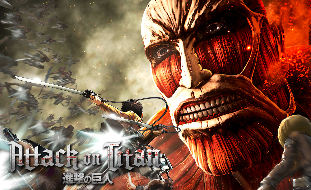 Review Attack On Titan