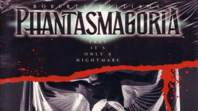 Horror Classic Phantasmagoria Released on Steam