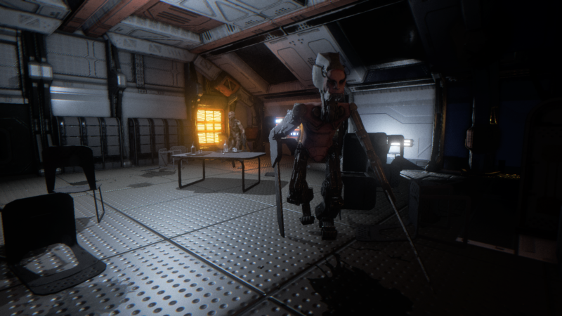 Gamescom 2016: Wake up in a derelict space station with monsters in Syndrome