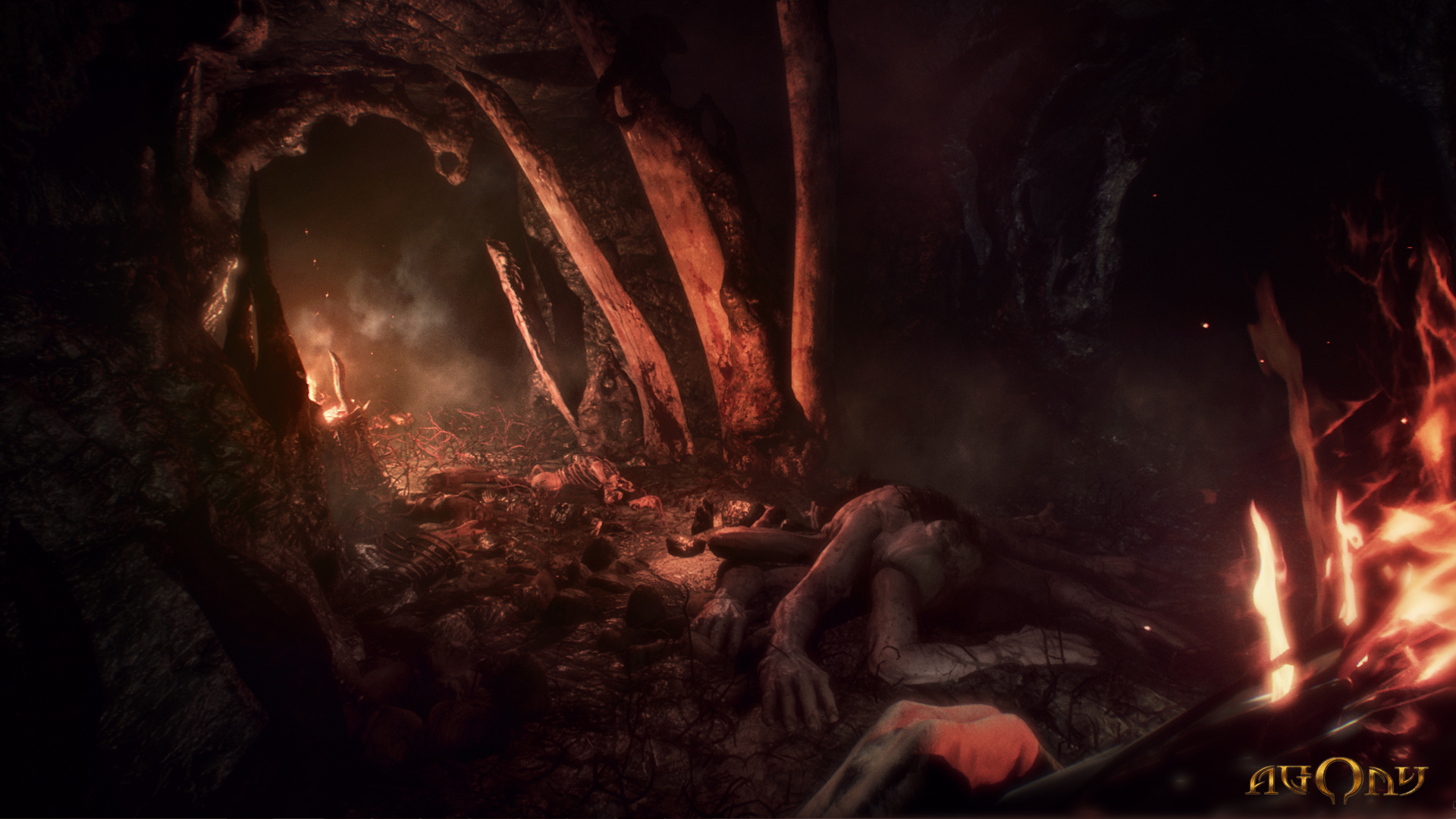 Gamescom 2016: Agony Makes Hell Scary Again in New Trailer (Update: Extended Trailer Released)