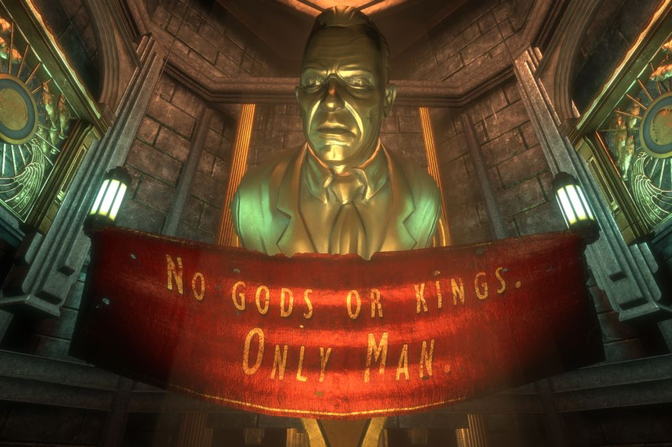 Here's how you unlock the developer commentary videos in BioShock: The Collection