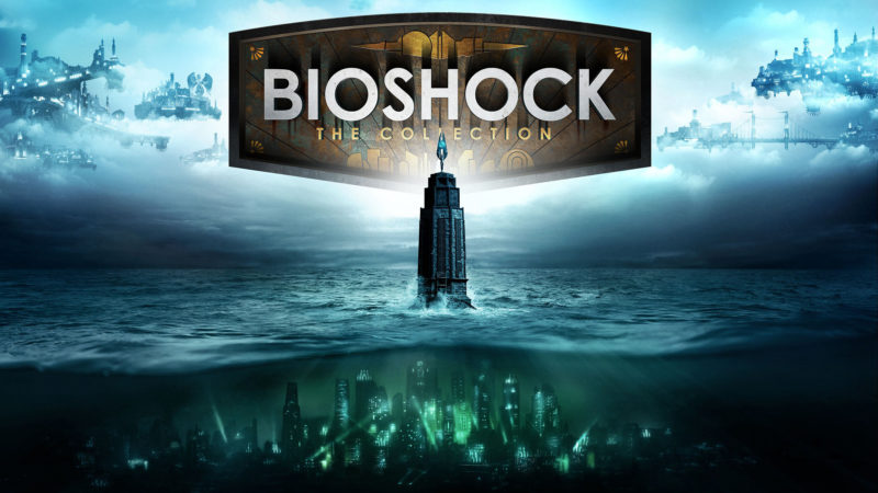 Take a look at the remastered BioShock in new trailer for BioShock: The Collection