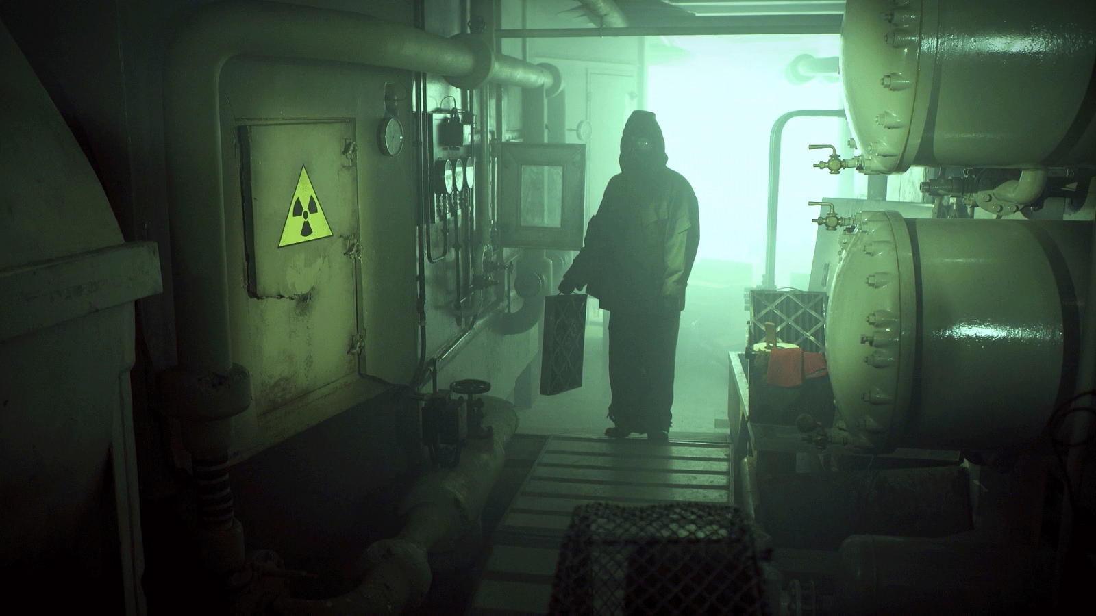 Experience live-action psychological horror in The Bunker