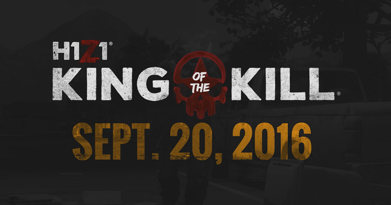 H1Z1: King of the Kill Leaves Early Access on September 20