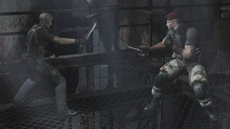 Resident Evil 4 Available for pre-order on PS4 and Xbox One