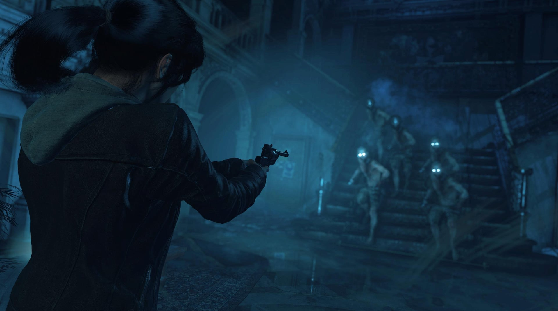 Lara Croft vs. the undead in new Rise of the Tomb Raider: 20 Year Celebration Edition trailer