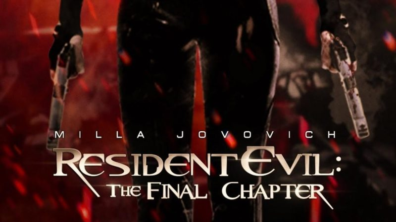 Resident Evil: The Final Chapter Trailer Returns to Raccoon City
