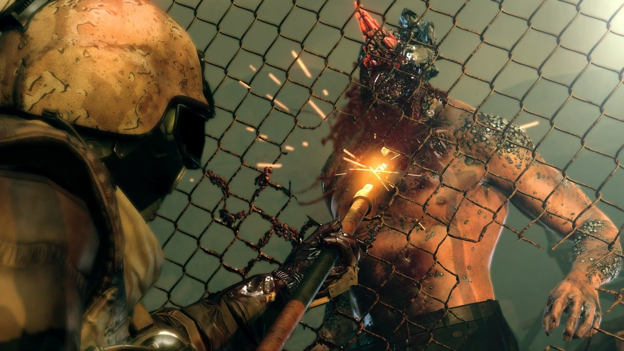 Gamescom 2016: Metal Gear Survive is a game with zombies in it