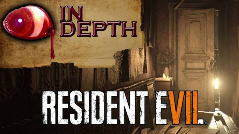 In-Depth: Resident Evil 7: Lantern Trailer Analysis [Video]