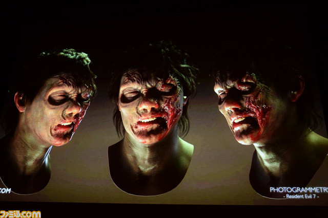 Resident Evil 7 Zombies The Family Man Characters And More Detailed In Photogrammetry Demonstration Updated Rely On Horror