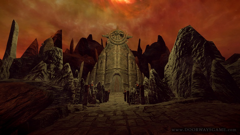 Final Doorways Chapter, Holy Mountains of Flesh, Leaves Early Access